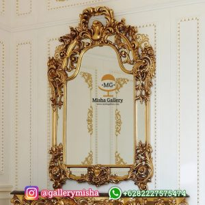 Mirror Meja Konsul